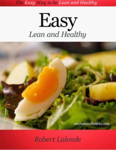 Easy way to a thin tummy